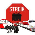 Was kostet ein Bahnstreik? …